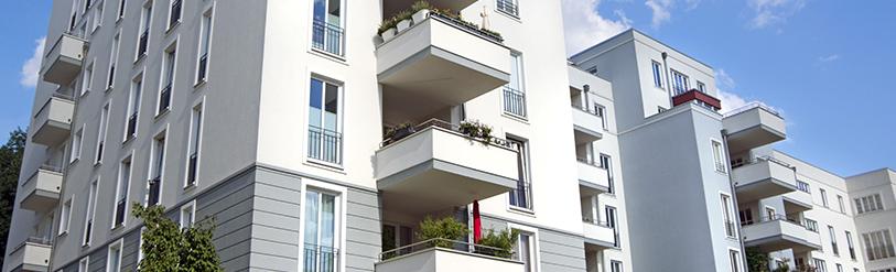 Treppenhäuser Treppenhäuser. Wohnblocks Wohnblocks