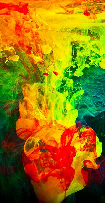 Farben werden zu Musik