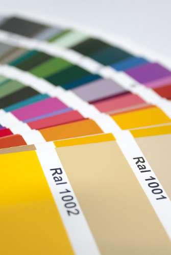 Orientierungshilfe bei der Farbauswahl